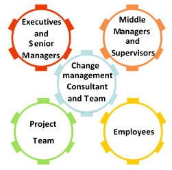 Change Management Involment